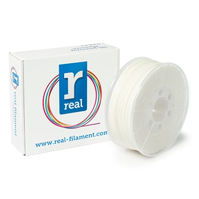 REAL ABS - White - spool of 1Kg - 1.75mm