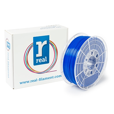 REAL PETG - Blue - Spool of 1Kg - 1.75mm
