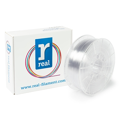 REAL PETG - Neutral - Spool of 1Kg - 1.75mm