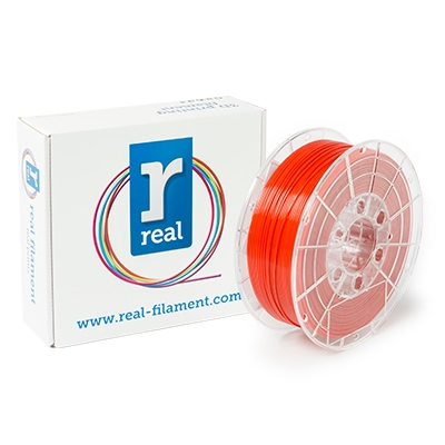 REAL PETG - Red - Spool of 1Kg - 1.75mm