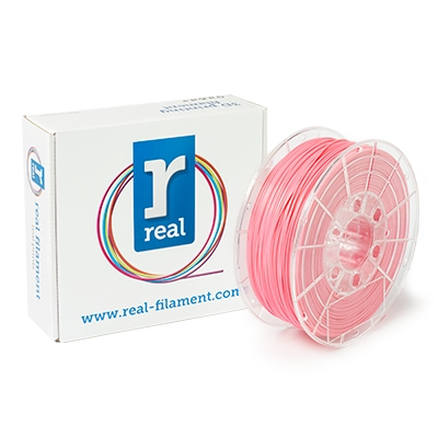REAL PLA - Pink - spool of 1Kg - 1.75mm