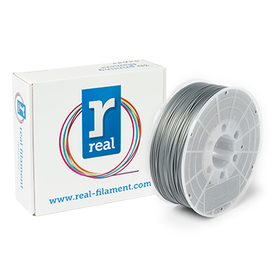 REAL ABS - Gray - spool of 1Kg - 1.75mm